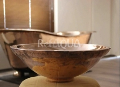 Picture of Bugazi Bowl ( Virgin Bronze Basin )