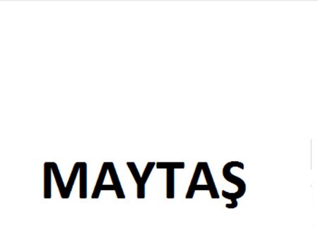 Picture for vendor maytas taahhüt san. ve tic. ltd. sti.