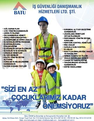İş Güvenliği Uzmanı Hizmeti resmi