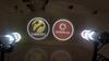 İç Mekan Sabit Logo Lazer Yansıtan Cihaz resmi