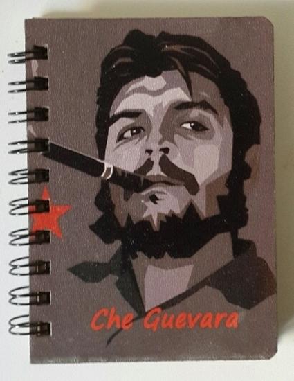 Picture of Tahta Kapaklı Elişi Defter ( Che  )