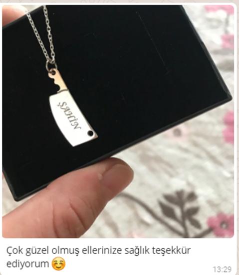 Picture of Satır Kolye Modeli
