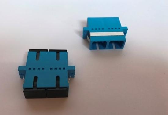 Picture of SC Singlemode Duplex Adaptör