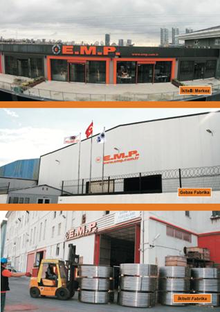 Picture for vendor E.M.P. END. MAM. SAN. TİC. LTD. ŞTİ