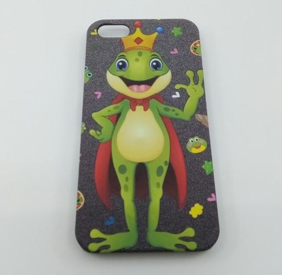 Picture of iPHONE 5 Kılıf Kermit