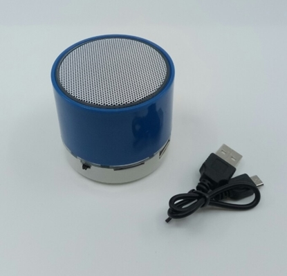 Picture of Hoperlör Mini Bluetoothlu Mavi