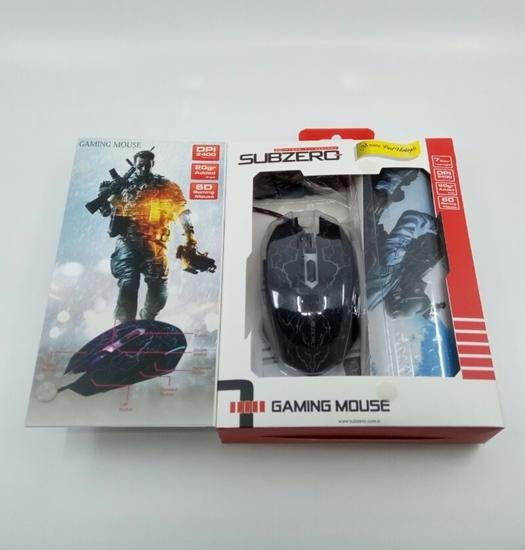 Işıklı Oyun Mouse resmi