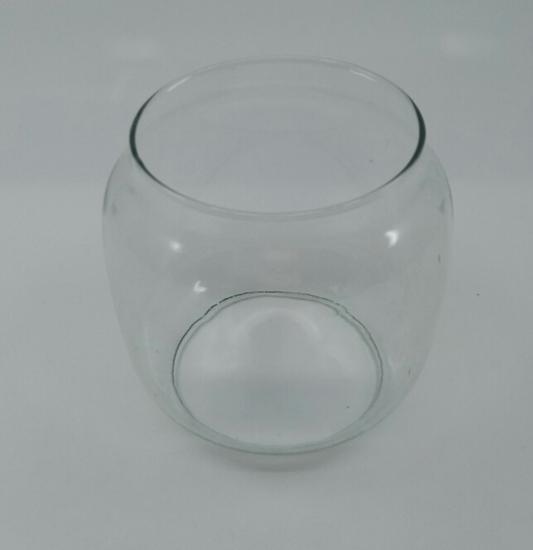 Cam Gazlambalık Beyaz ( çap 9 cm ) resmi