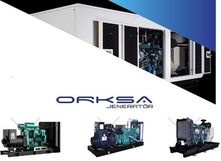 Picture for vendor ORKSA JENERATOR
