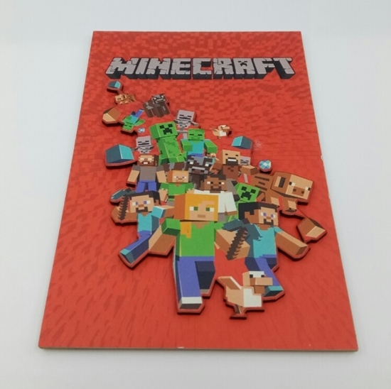 Picture of Tahta Poster  Minecraft ( 20 cm  30 cm )