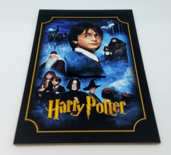 Picture of Tahta Poster  Harry Potter ( 20 cm  30 cm )