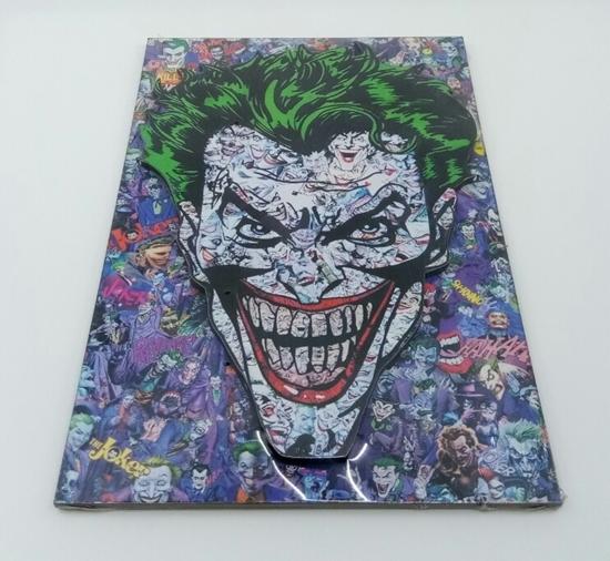 Tahta Poster  Joker ( 20 cm  30 cm ) resmi