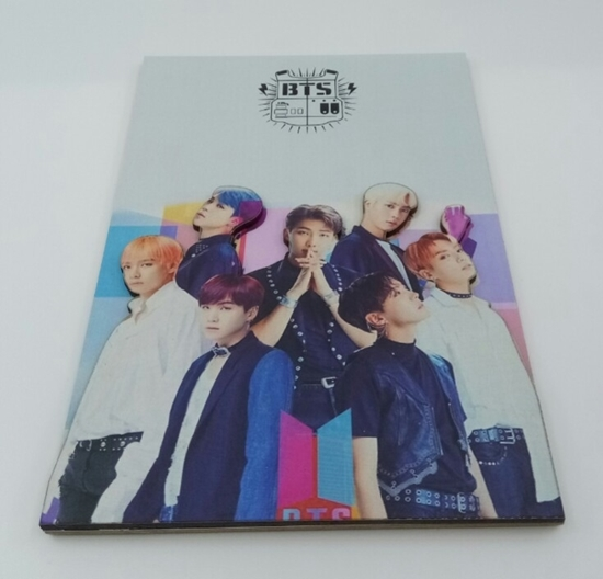 Picture of Tahta Poster  BTS 4 ( 20 cm  30 cm )