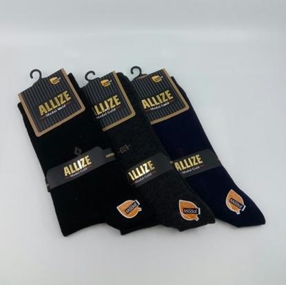 Çorap Modal  Erkek , 3 adet resmi