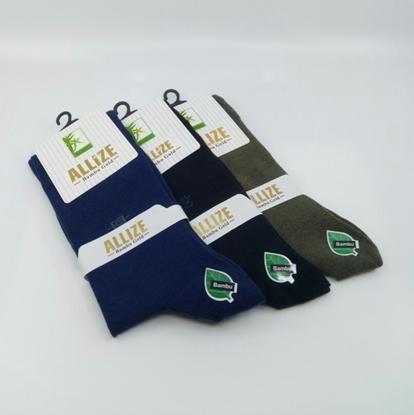 Picture of Çorap Bambu  Erkek , 3 adet