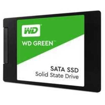 "WD 120GB Green Series 3D-NAND SSD Disk WDS120G2G0A  2.5"", 540-430MB/s, Sata3, 7mm"