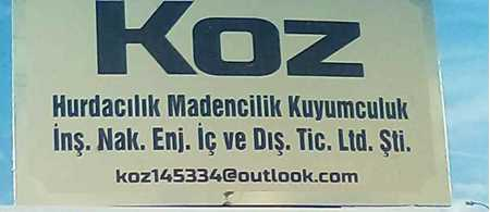 Picture for vendor Koz Ldt.Şti.