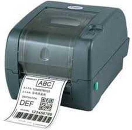 TSC TTP-345 (99-127A003-00LF) Thermal Transfer Printer resmi