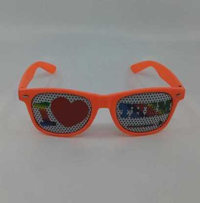 Gözlük -Nunettes - Parti Gözlüğü ( I Love Them ) resmi