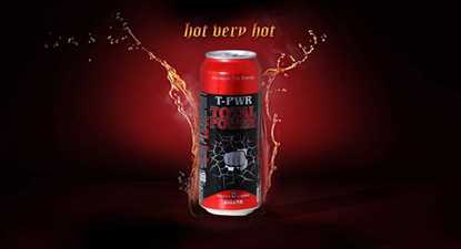 T-Pwr Total Power Energy Drinks resmi