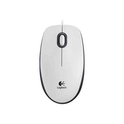 Picture of LOGITECH M100 KABLOLU MOUSE WHITE