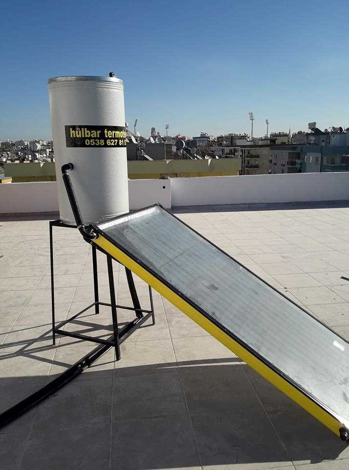 Picture of Solar Heater Collector