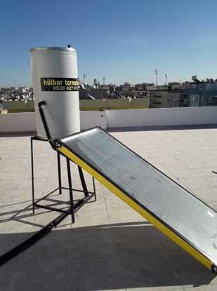 Solar Heater Collector resmi