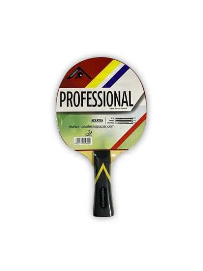Mastens-Pro Masa Tenisi Raketi resmi