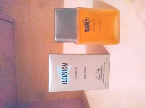 İllusion Bay parfüm resmi