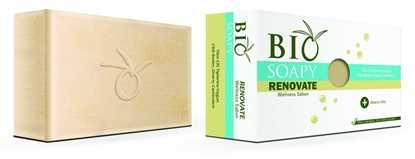 Biosoapy® RENOVATE Wellness Sabunu Bakım ve Yenilenme 100 gr (Cildi besler onarır canlandırır) resmi