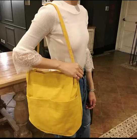 Gabardin sırt çantası resmi