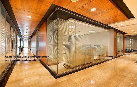 Ofis Bölme Sistemleri resmi