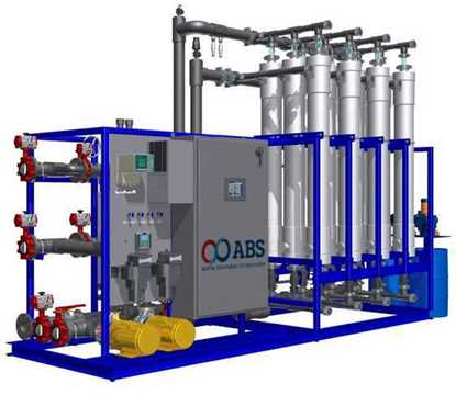 ABS WaterTreatment Technologies resmi