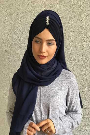 Picture of SİYAH KELEBEK ŞAL