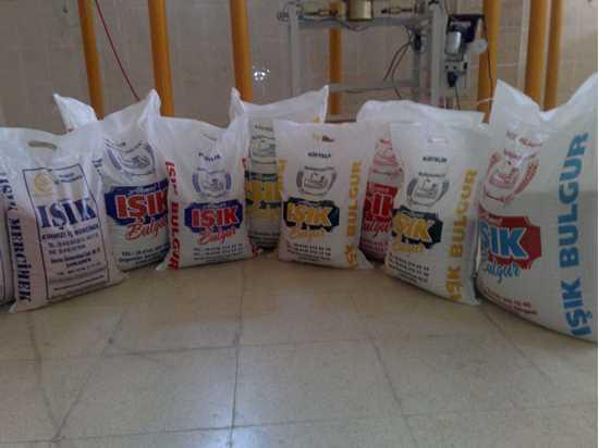 Picture of Bulghur,Red Lentil,Wheat Flour