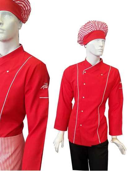 Chef coat resmi