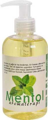 Picture of Mentol (ısıtıcı) Aromaterapi Masaj Yağı 250 ml.