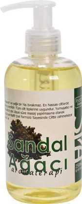 Sandal Ağacı Aromaterapi Masaj Yağı 250 ml. resmi