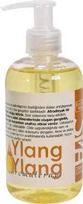 Ylang Ylang Aromaterapi Masaj Yağı 250 ml. resmi