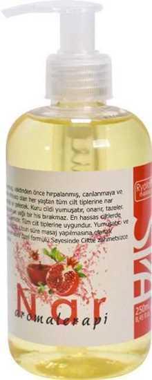 NAR Aromaterapi Masaj Yağı 250 ml. resmi