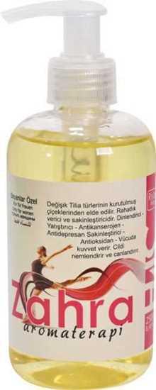 Zahra Woman Aromaterapi Masaj Yağı 250 ml. resmi