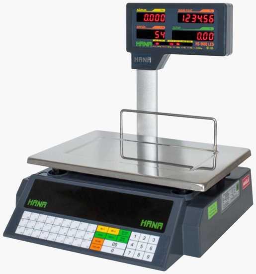 HS-9600 LED resmi