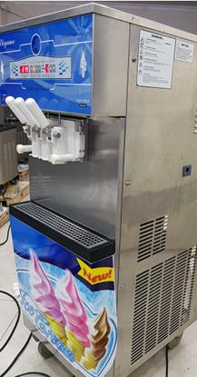 Soft Dondurma Makinası resmi