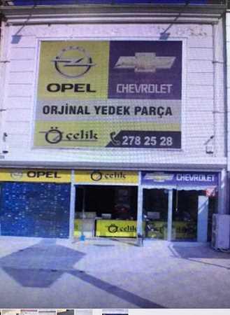 Picture for vendor ÖZÇELİK OPEL VE CHEVROLET YEDEK PARÇA