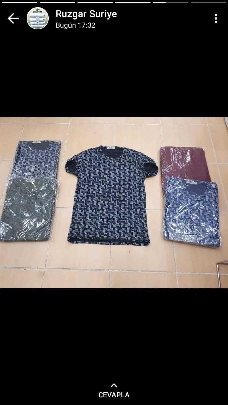 T-Shirt resmi