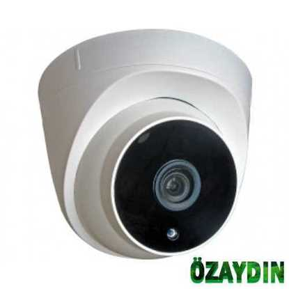 Dome Model 2 Mp AHD Atom Led Güvenlik Kamerası 1080p FULL HD resmi