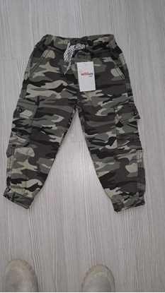 Asker pantolon resmi