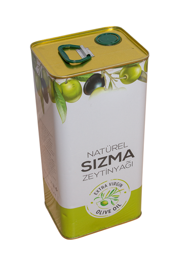 Picture of Naturel Sızma Zeytin Yağı 5Lt