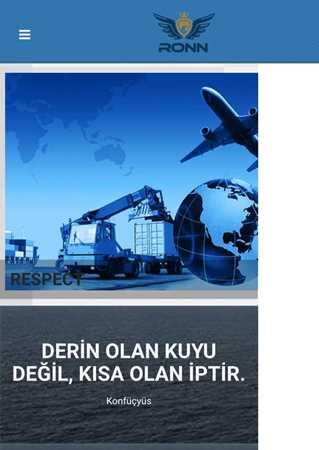 Picture for vendor Ronn Dış Ticaret Pazarlama A.Ş
