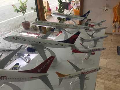 Maket Uçak resmi